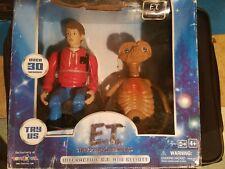 E.T. The Extra Terrestrial Interactive Talking Dolls Elliott & E.T. Toys R Us