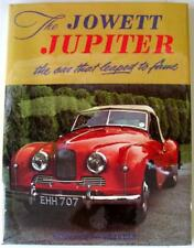 THE JOWETT JUPITER THE CAR THAT LEAPED TO FAME Edmund Nankivell ISBN:0713438355