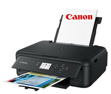 Canon PIXMA Home Printer Black, Multi Function A full set of inks included Scan