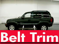Jeep LIBERTY Chrome BELT TRIM 02 03 04 05 06 07