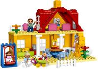 Lego Duplo 5639 Ville Spielhaus Familienhaus Haus Wohnhaus Familie Puppenhaus