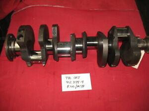 CHRYSLER DODGE PLYMOUTH 440 V8 CRANKSHAFT  CASTING# 4027175-4