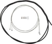 Shimano Road/MTB Brake Cable and Housing Set, Black