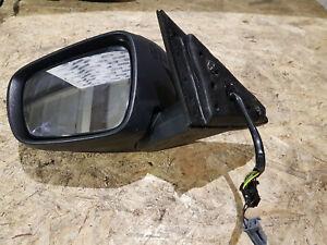 2017 Renault Koleos FRONT LEFT FOLDING WING MIRROR Blind Spot Warning OEM