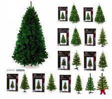 Decorazioni Natale verde in plastica per feste e party