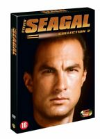 Coffret DVD : Steven Seagal Collection 2 - NEUF