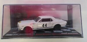 1/43. Ford Mustang. (1966). Rally Lyon-Charbonnieres. Henri Creder-Beaumont