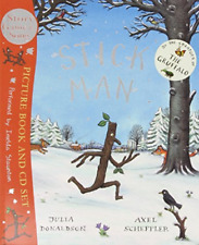 Donaldson, Julia-Stick Man BOOK NEW