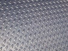 Steel Floor / Chequer Plate 1800mm x 1200mm x 2.3mm