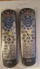 LOT 2 REMOTES 20.1 IR Dish Network Remote Control TV1 Bell ExpressVU