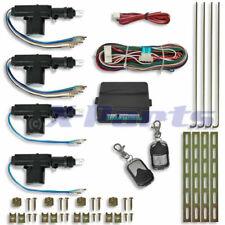 Central Locking Radio Remote Control Universal 2/4 Doors + Boot