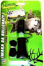 Primos Imaka Da Bullcrazy Cow Bull Elk Call Long Range 941