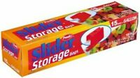 Gkl001591-13 Gal Storage Bag15Ctslider, Presto Products Co, EACH, BOX, Slider. E