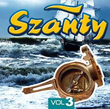 = SZANTY vol.3 / shanties / sealed CD
