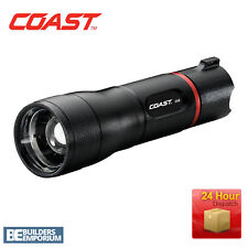 Coast G50 LED Torch Weather Proof Twist Focus + G4 Keyring Torch
