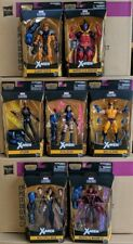 Marvel Legends X-Men Apocalypse Wave 3 BAF Complete Set - In Stock