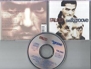 Falco  CD   Data de Groove  ©  1990   /   Neuwertig