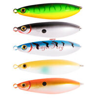 9cm Weedless Shad Lures Hardbait Rattling Bass Sea Fishing Tackle Pike Perch 17g