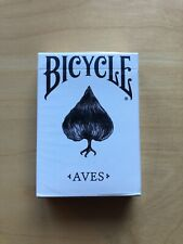 1 Deck bicycle Aves playing cards, NEW