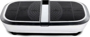 """New XL 31"""" Wide Full Body Dual Motor Vibration Plate Exercise Machine 1500W Pro"""
