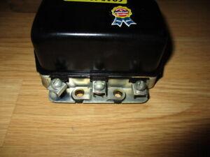NOS 1960-1964 Ford Galaxie Fairlane Falcon Voltage Regulator Autolite C0AF-10505