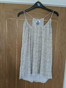Ladies Size 12 Boho Swing Cami Top