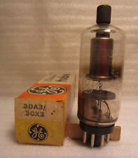 GE General Electric 3DA3/3CX3 Electronic Vacuum Tube In Box NOS
