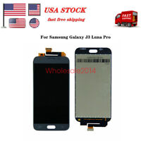 LCD Screen Touch Digitizer Silver For Samsung Galaxy J3 Luna Pro SM-S327 US