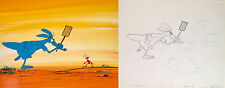 ANT & THE AARDVARK PINK PANTHER ORIGINAL ANIMATION PRODUCTION CEL DRAWING & BG