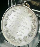 Silver Medal, Birmingham 1926, Milburn Shield Rifle Club, W J Dingley (cased)
