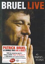 Patrick Bruel : des souvenirs ... ensemble (2 DVD)