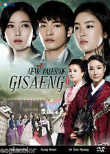 New Tales of Gisaeng Korean Drama (10DVD) Excellent English & Quality - Box Set!