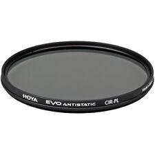 Hoya EVO ANTISTATIC 62mm Circular Polarizer CPL Lens Filter - XEVA62PL