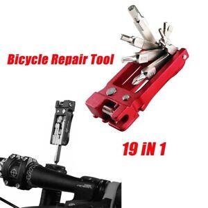 RockBros Bicycle Bike Repair Tool Multi Function Portable Folding Mini Tool Kit