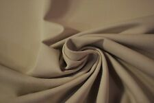 """Upholstery 100% Cotton Taupe Beige 10 OZ. Bull Denim Canvas Twill Fabric 56"""" W"""