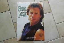 Bon Jovi Kalender 1998 ovp in Folie, 42 x 30 cm Posterkalender