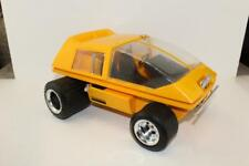 Vintage Testors .049 Dune Buggy Tether Car Moon Bug Manx Off Road Cox Yellow