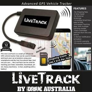 iDrive LiveTrack 4G GPS Tracking Device Vehicle Car Boat Bike Caravan Truck