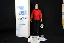 RARE! 1989 SCOTTY  Star Trek TOS Porcelain Doll- Ernst Ltd Edition w/Certificate