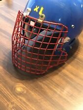 Football Cage Facemask- Gladiators resemblance