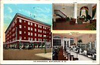 Postcard The Shenandoah in Martinsburg, West Virginia~136407