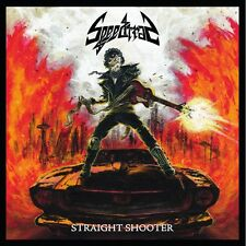 SPEEDTRAP - Straight Shooter (NEW HEAVY/SPEED METAL*RANGER*ENFORCER*EXCITER)