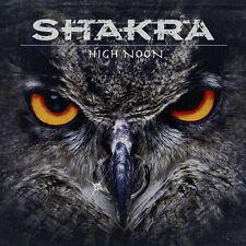 SHAKRA - HIGH NOON - CD SIGILLATO 2016