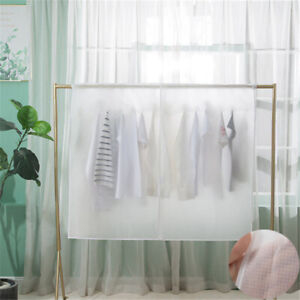 Clothes dust cover Protective Waterproof Cover-10 Size Garment Rail Available