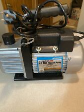 Pittsburgh Automotive Refrigeration 2.5 CFM Vacuum Pump
