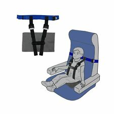 Children Care Harness Safety Airplane Restraint System with Non-Slip Drying M...