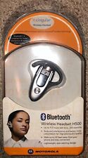 Motorola H500 Bluetooth Wireless Headset (Nickel)Compatible W All Bt Tech Phones