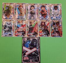 Lego® Star Wars™ Trading Card Limitierte Karten zum aussuchen LE1-LE24 Plus Gold