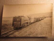 """Rail Photo Service Railroad train D&H Engine #391 ? photo 5 1/2"""" x 3 1/2"""" rr28"""