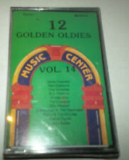 12 Golden Oldies Volume 14 Cassette - SEALED